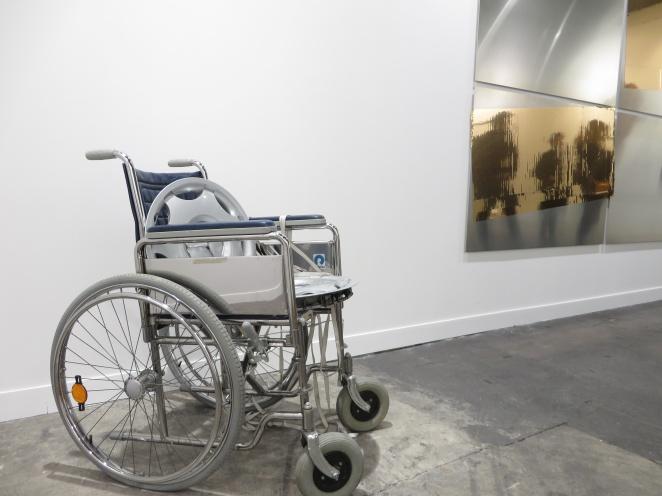 Isa Genzken, Galerie Buchholz (Berljn, Cologne, New York)